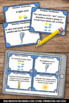 Weather Vocabulary Cards, Earth Science Task Cards for Games & Activities SCOOT