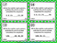 3rd Grade OA Task Cards: ALL Operations & Algebraic Thinki