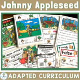 Johnny Appleseed Adapted Mini-Unit Informational Text