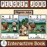 Thanksgiving Pilgrims Adapted Book (PreK-2/ELL/SPED)