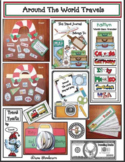 Christmas Around The World Activities Includes Non Christmas Travels Too