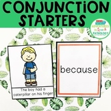 Conjunction Starters