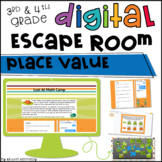 Digital Escape Room: Place Value Distance Learning