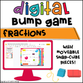 Digital Fraction Bump Game