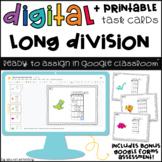 Long Division Google Slides™ Activities 4.NBT.6