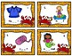 Don't be Crabby! R-Controlled Vowel Task Cards