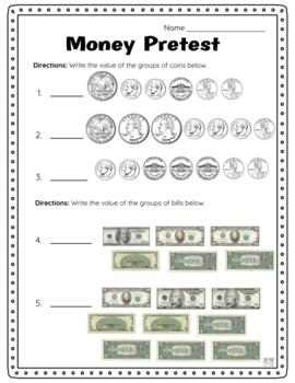 Money Worksheets, Games, Word Problems and Activities