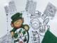 St. Patrick's Day Articulation & Language Craftivity