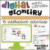 Digital Math Centers: Geometry