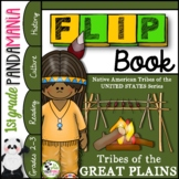 Great Plains Native American Tribes FLIP Book