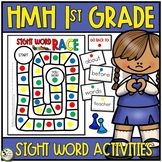 HMH Into Reading Sight Word Flash Cards Games and Centers 1st Grade 2020