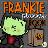 Halloween Safety Frankie Goes Trick or Treating Pocket Puppet Book