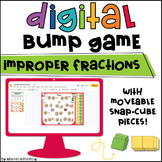 Improper Fractions Digital Bump Game