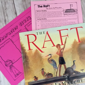 Interactive Read Aloud Lessons and Paired Nonfiction Passages September