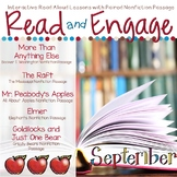 Interactive Read Aloud & Paired Nonfiction Passages September