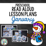 January Read Aloud Lesson Plans