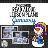 January Read Aloud Lesson Plans