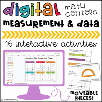 Measurement Digital Centers