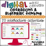 Digital Math Centers: Operations & Algebraic Thinking