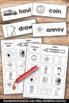 Diphthongs Word Work Worksheets & Activities