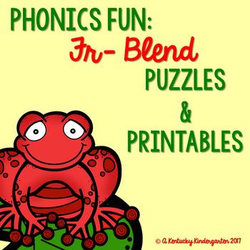 Phonics Fun: FR Blends