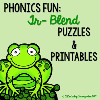 Phonics Fun:Tr Blends