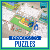 Phonological Processes Puzzles