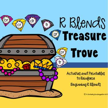 R Blends Treasure Trove