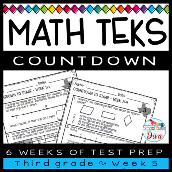 STAAR Math Week 5