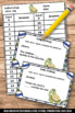 Suffixes Task Cards, Word Endings ing and ed, Suffix, Suffix Activities & Games