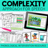 The Complexity Approach for Speech Therapy