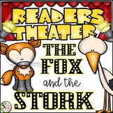 The Fox and The Stork Readers Theater (Aesop's Fable)