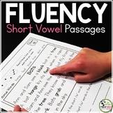 Fluency Passages Grades 1-2 {Short Vowels}