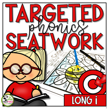 Long i Worksheets Phonics Activities