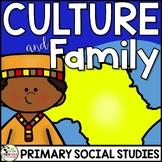 Culture and Family Traditions: A 1st Grade Culture Unit plus FLIP Book