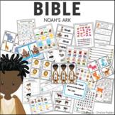 Bible Lesson Noah's Ark