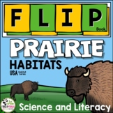 Prairie Habitat Flip Book