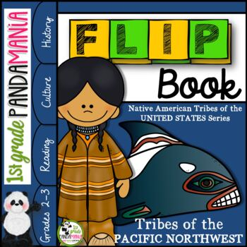 Native American Tribes of the Pacific Northwest FLIP Book