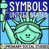 Patriotic Symbols of the United States:  1st Grade Civics Unit plus FLIP Book