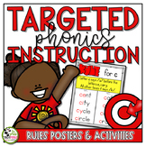 Phonics Rules Posters, Spelling Rules, Generalizations & Interactive Activities