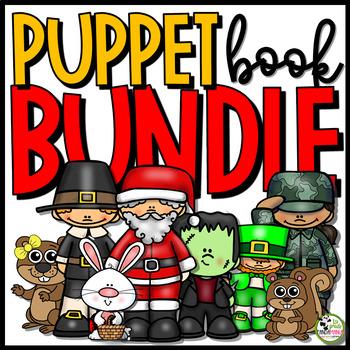 Puppet Books Bundle K-2