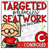 R-Controlled Worksheets Phonics Activities