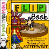 Southwest Native American Tribes FLIP Book