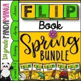 Spring Life Cycles FLIP Book Bundle