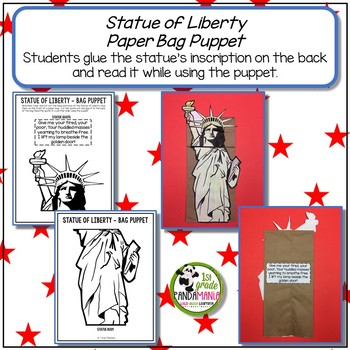 Symbols of the United States BIG Pack Grades 2-3