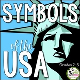 Patriotic Symbols of the United States BIG Pack Grades 2-3