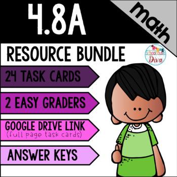 Customary and Metric Units of Measurement - 4.8A Math TEKS Resource Bundle