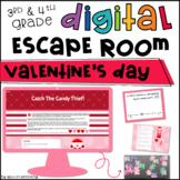 Valentine's Day Digital Escape Room