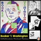Booker T. Washington Collaboration Poster - Great for Blac