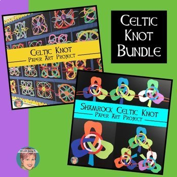 Celtic Knot Bundle - Great St. Patrick's Day Activities!